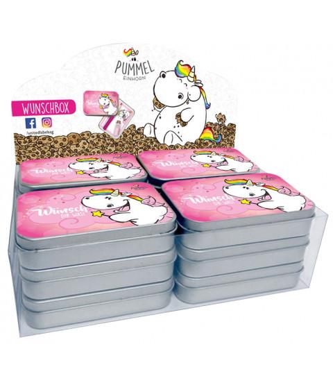 Pummeleinhorn Wunschbox