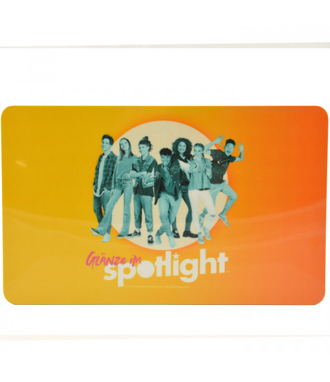 "Spotlight - Frühstücksbrettchen ""Glänze"", 23,5x14,5cm"