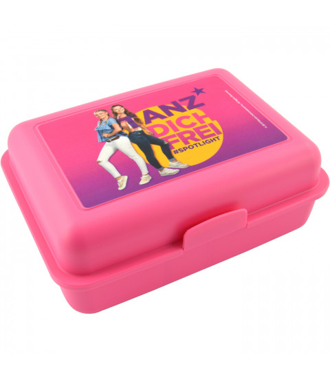 """Spotlight - Brotdose Lunchbox """"Glänze"""", 17,5 x 12,8 x 6,9 cm"""