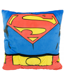 "Superman - Couch Potato Superhelden Kissen ""Superman Suit"" - 0122047"