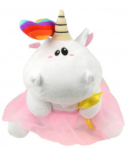 "Pummeleinhorn Plüschfigur ca. 40 cm, ""Fairy"""