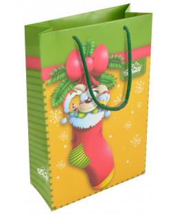 Diddl Weihnachts-Geschenktüte klein