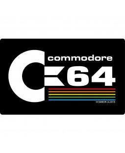 """C64 Brettchen """"Logo"""""""