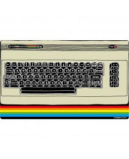 """C64 Brettchen """"Tastatur"""""""