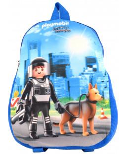 "Playmobil Rucksack ""Police"""