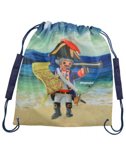 "Playmobil Turnbeutel ""Pirates"""