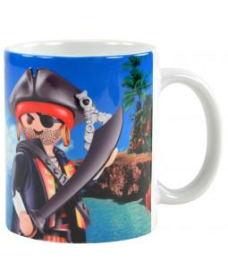 "Playmobil Tasse ""Pirates"""
