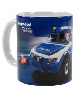 "Playmobil Tasse ""Police"""