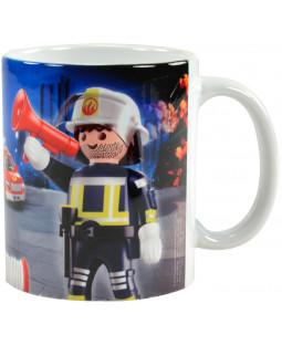 """Playmobil Tasse """"Fireman"""""""