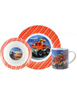 "Playmobil Frühstücksset ""Fireman"""