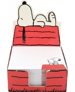 """Snoopy Für Dich Zettelbox """"Hütte"""""""