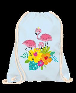 Steinbeck Flamingo Stoffrucksack