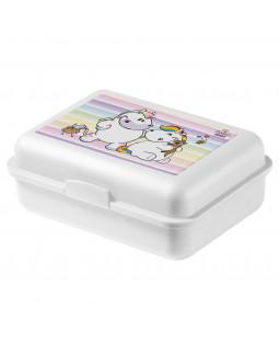 """Pummel & Friends - Brotdose Lunchbox """"Zebrasus"""""""