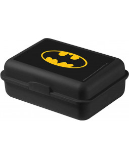 Batman - Logo Brotdose Lunchboxn 175x128x69mm