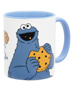 """Sesamstraße - Tasse """"Cookies"""" - 320 ml"""