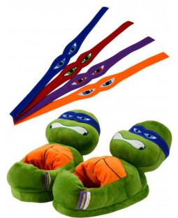 Turtles - Hausschuhe - versch. Größen