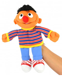 "Sesamstraße - Handpuppe ""Ernie"" - ca. 35cm"